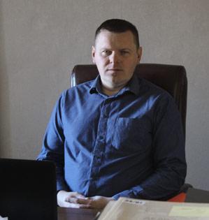 """Главный инженер """"Оршанского центра поддержки"""""""