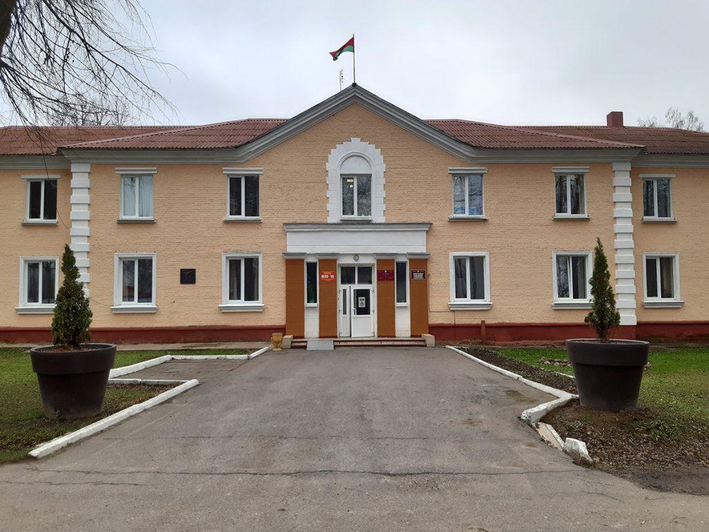 Капитальное строение в Болбасово