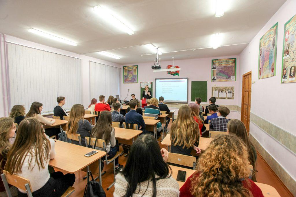 Продолжение серии лекций по основам предпринимательства для школьников класса с экономическим уклоном.