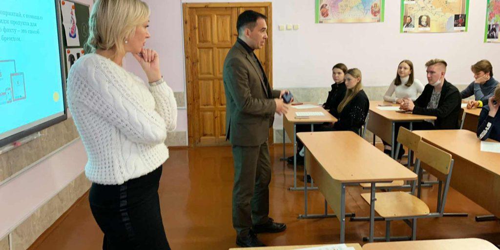 Обучающие семнары в Орше.